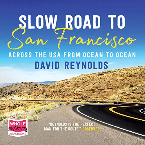 Slow Road to San Francisco cover art