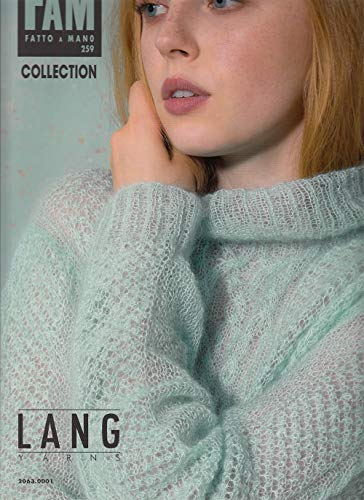 LANGYARNS FAM FATTO A Mano Collection Nr 259
