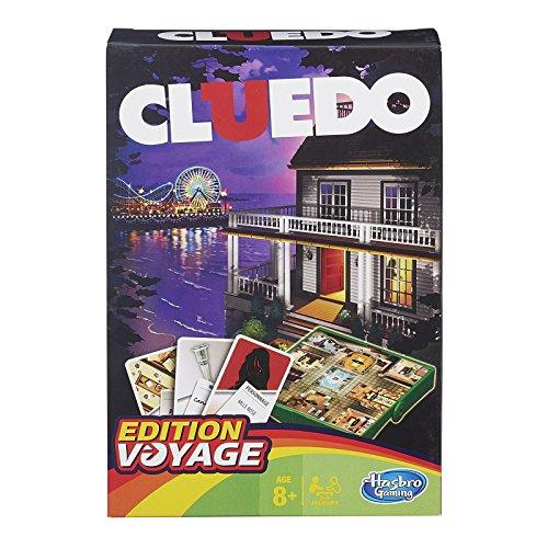 Cluedo - Jeu de societe Cluedo - Jeu de Voyage - Version...