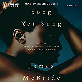 Song Yet Sung audiobook cover art