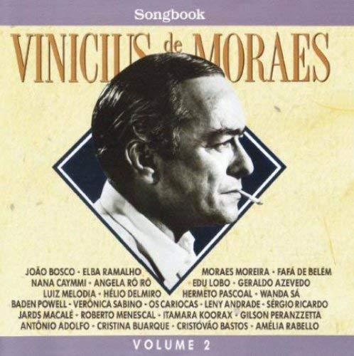 Vinicius De Moraes - Vários Artistas - Songbook Vinicius De Moraes [CD]