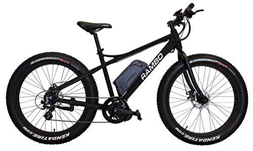 Rambo R750 Power Bike (Matte Black)