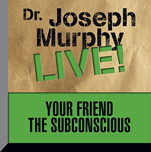 Your Friend the Subconscious audiobook cover art