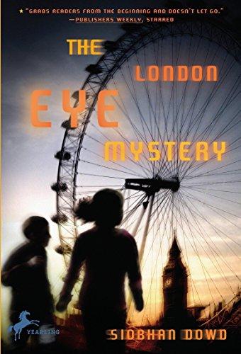 LONDON EYE MYSTERY,THE