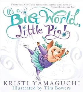 It's a Big World, Little Pig!