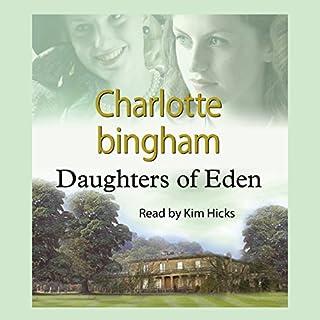 Daughters of Eden audiobook cover art