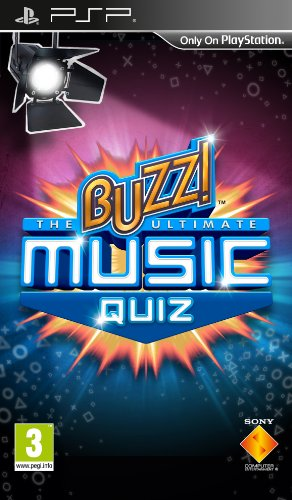 SONY COMPUTER ENTERTAINMENT BUZZ THE ULTIMATE MUSIC QUIZ