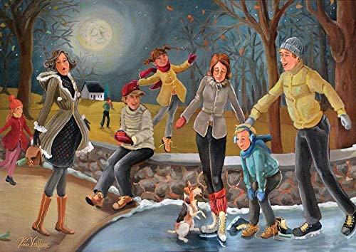Obras de arte y decoración del hogar500 piezas Rompecabezas para adultosRompecabezas grandes Rompecabezas demadera Rompecabezas clásico Juegos Niños S Juguete educativoViaje nocturn