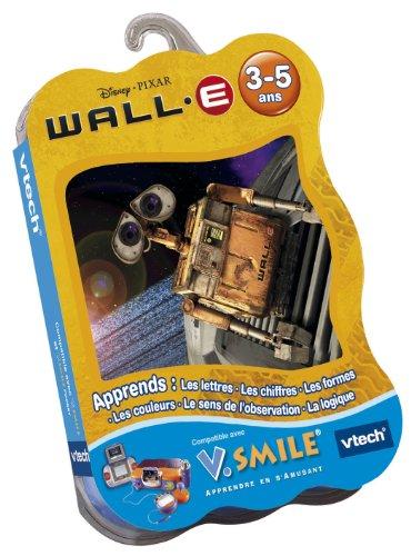 VTech - Cartouche de jeu V.Smile Wall.E - 92845