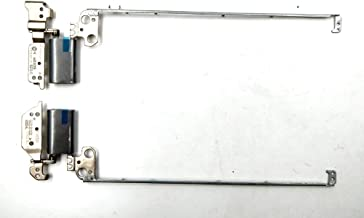 LPH Replacement LCD Screen Hinges for Dell Inspiron 11 2-in-1 3000 3168 3179 Laptop, 4 Type Color for Choose (Grey)