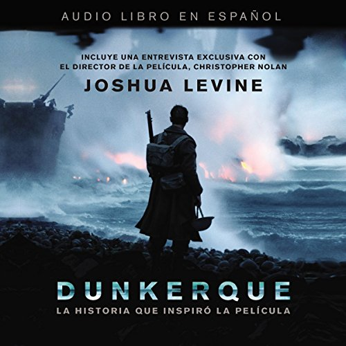 Dunkerque [Dunkirk] audiobook cover art