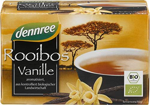 dennree Bio Rooibostee Vanille (6 x 20 Btl)