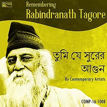 Tumi Jey Surer Aagun - Remembering Tagore