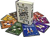 Stack 52 Barbell Exercise Cards. Weight Lifting Playing Card Game. Video Instructions Included. Bodybuilding, Strength Training, and Crossfit Workouts. Home Gym Fitness Program. (2019 Update)