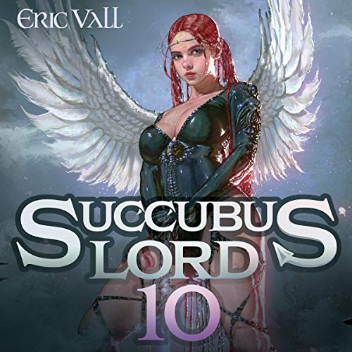 Succubus Lord 10 audiobook cover art