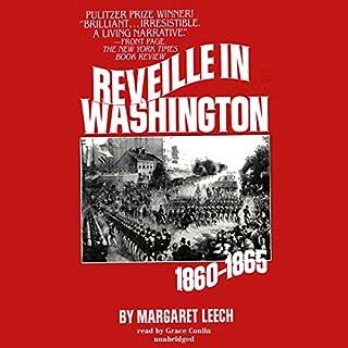Reveille in Washington audiobook cover art