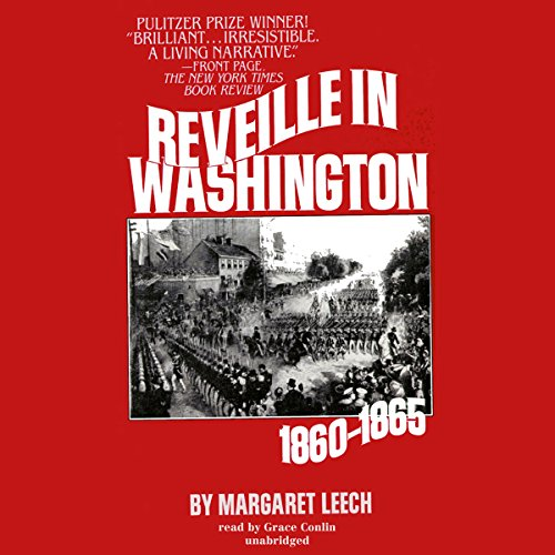 Reveille in Washington audiobook cover art