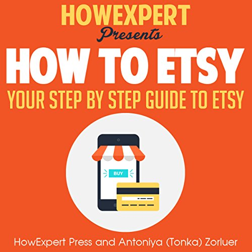 How to Etsy audiobook cover art