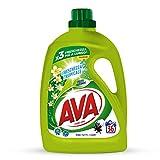Ava Detersivo Lavatrice Liquido Freschezza Tropicale, 36 Lavaggi, 1.8L