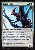 Magic The Gathering - Brood Monitor (164/274) - Battle for Zendikar