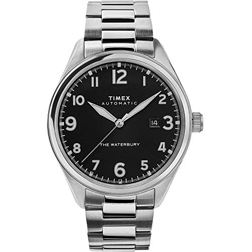 OROLOGIO WATERBURY TRADITIONAL AUTOMATIC 42MM – TIMEX – TW2T69800