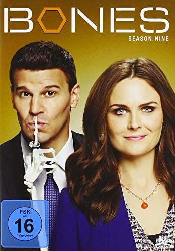 Bones - Season Nine [6 DVDs]