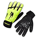 Tenn Unisex Cold Weather Plus Gloves - Hi-Viz Yellow - Lrg (Womens: 2XL)