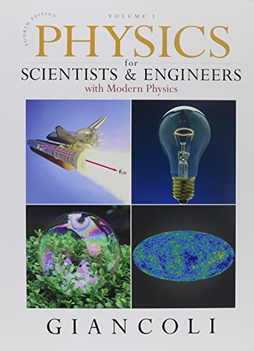 Physics for Scientists & Engineers, Vol. 1 and Vol. 2 and Mastering Physics with E-book Student Access Kit for Physics f
