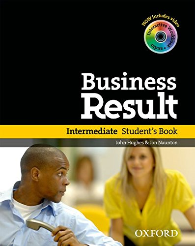 Price comparison product image Business Result Intermediate. Student's Book with DVD-ROM + Online Workbook Pack