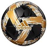 adidas(アディダス) サッカーボール 中学生以上 5号球 アディダス キャピターノ 黒色 AF5673BKG