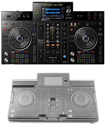 Pioneer DJ XDJ-RX2 + Decksaver DS-PC-XDJRX2 Cover Bundle