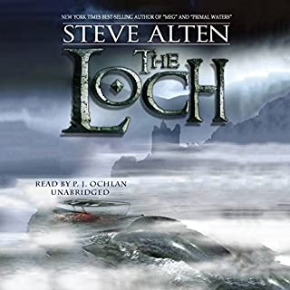 The Loch audiobook cover art