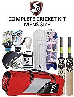 Best sg test cricket kit Reviews