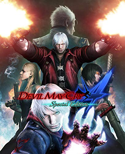 Devil May Cry 4 Special Edition - Standard Edition [PS4][Japanische Importspiele]