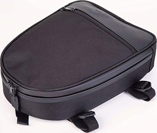Autokicker Essential Black Edition Mini-Tankrucksack/Sitztasche für Motorräder