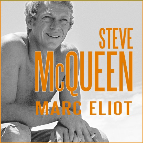 Steve McQueen audiobook cover art