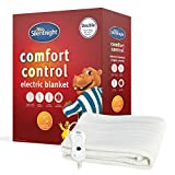 <span class='highlight'><span class='highlight'>Silentnight</span></span> Comfort Control Electric Blanket - Double