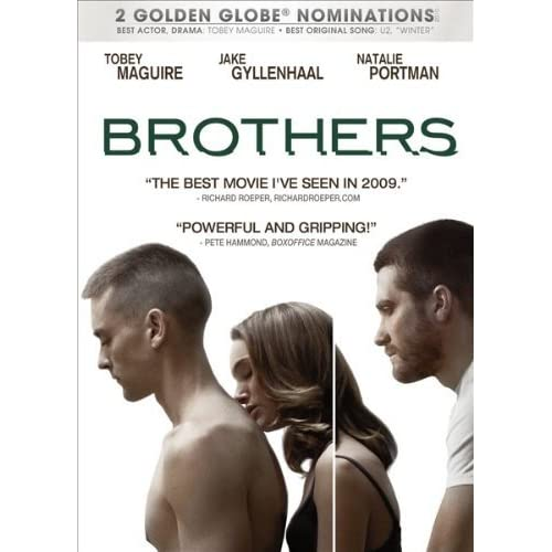 Amazon com: Brothers: Jake Gyllenhaal, Tobey Maguire, Natalie