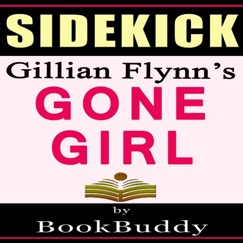 Gone Girl by Gillian Flynn - Sidekick audiobook cover art
