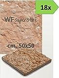 Lunghezza 50 cm. - Larghezza 50 cm. - Altezza 3/4 cm. - Finitura Rustica La pietra di Prun è una pietra calcarea di colore bianco rosato utilizzata per pavimentazioni, viali e marciapiedi. PER CALABRIA, ISOLE E VENEZIA LAGUNA POSSIBILI VARIAZIONI DI ...