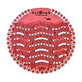 Fre-Pro 2x Urinalsieb Geruchsneutralisator WAVE 2.0 | 2 Stücke Kiwi/Grapefruit (rosa) | Wohlriechend Fresh Siebe | Spritzschutz | Verringerung der Schmutzablagerung | 100% recyclebar