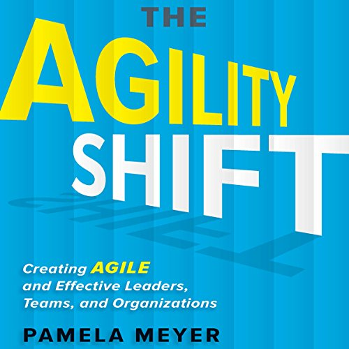 The Agility Shift audiobook cover art