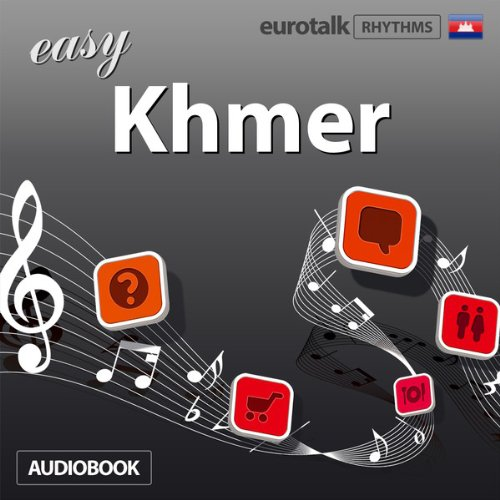 Rhythms Easy Khmer audiobook cover art