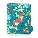 Shagwear ® Portemonnaie Geldbörse Damen Geldbeutel Mädchen | Bifold Mehrfarbig Portmonee Designs:...