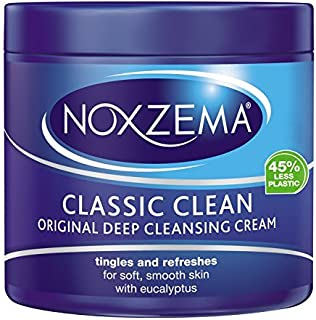 Noxzema Classic Clean Original Deep Cleansing Cream 12oz Jar by Noxzema