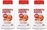 SmartyPants Kids Formula Daily Gummy Multivitamin: Vitamin C, D3, and Zinc for Immunity, Gluten Free, Omega 3 Fish Oil, B6 & Methyl B12 for Energy, 360 Count (90 Day Supply)