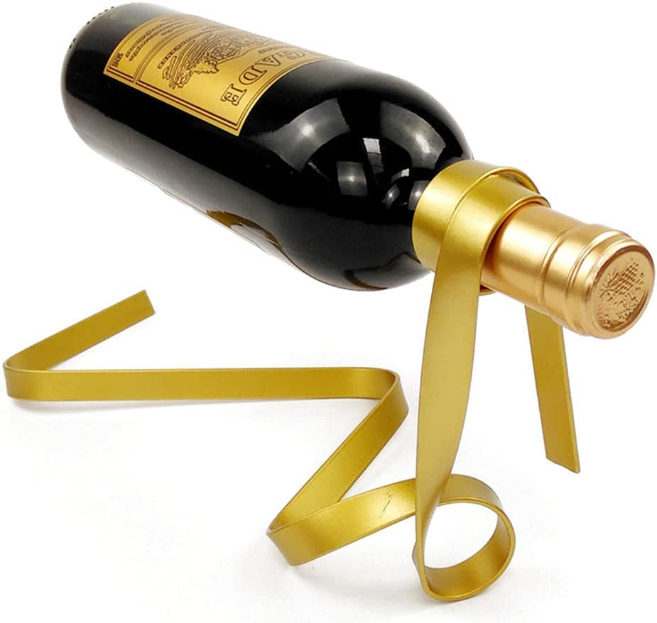 Low Challenge the lowest price price Magic Wine Bottle Holder Floating Rack Single Bottl