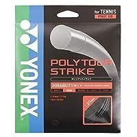 ヨネックス YONEX テニスガット・ストリング POLYTOUR STRIKE 120 ポリツアーストライク120 PTGST120 クールブラック(730)
