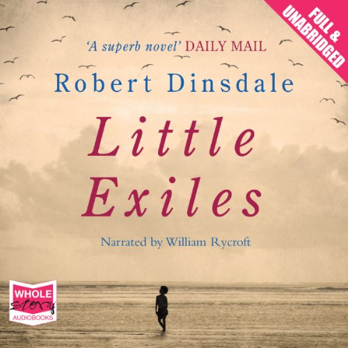 Little Exiles audiobook cover art