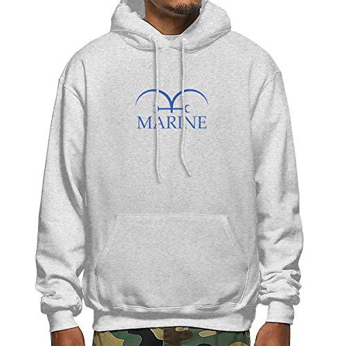 CHERRYMEE Marines One Piece Wiki Men's Long Sleeve